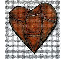 Robust Heart Photographic Print