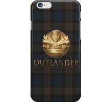 Outlander Plaid iPhone Case/Skin