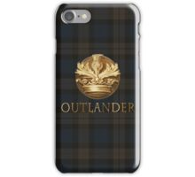 Outlander Plaid iPhone Case/Skin