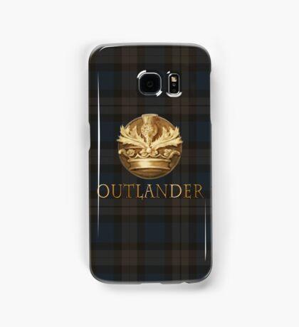 Outlander Plaid Samsung Galaxy Case/Skin