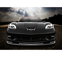 Corvette Photographic Print