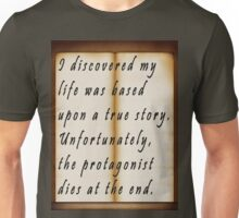 Biographical Self-Discovery Unisex T-Shirt