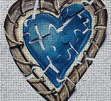 Take A Piece Of My Heart by Jak Savage (aka Unbeknown)