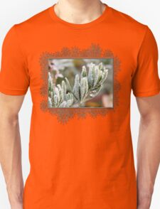 Frosty Lotus Berthelotii Unisex T-Shirt