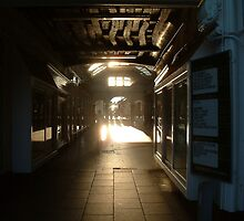 Hitchin Arcade by Paul  Green
