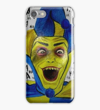 The Ghastly Grinner iPhone Case/Skin