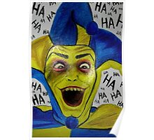 The Ghastly Grinner Poster