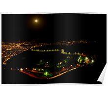 Sanandaj City Poster