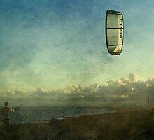 Wind Surfer © by Dawn M. Becker