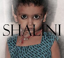 "Shalini, from the Series ""We belong to the world- we come from the world"", 2010-2011 by eshirin"