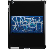 West Coast Classic Graffiti  iPad Case/Skin