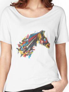 beygir (horse) Women's Relaxed Fit T-Shirt