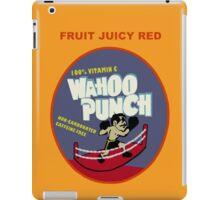 Wahoo Punch 2 iPad Case/Skin