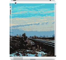 Train Tracks iPad Case/Skin