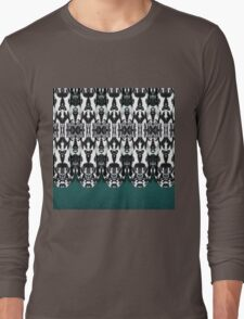 Tribal Feathers Long Sleeve T-Shirt