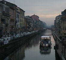 Navigli, Milano by LynnEngland