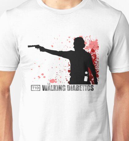 The Walking Diabetics Unisex T-Shirt