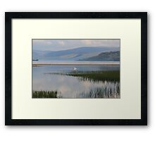 The Calm Waters of Loch Tay Framed Print