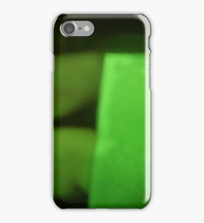 Ask For a Label & Find The Green iPhone Case/Skin