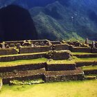 Machu Picchu C by Lee Gunderson