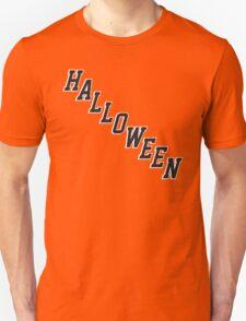 Halloween Jersey Style T-Shirt