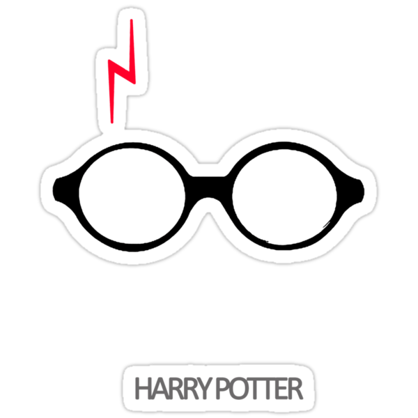 Minimal Harry Potter by HRLambert
