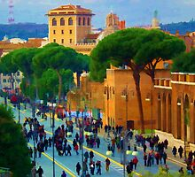 Roman Holiday by ElsieBell
