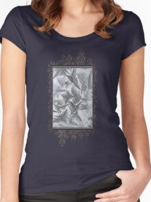 Window Frost Women's Fitted Scoop T-Shirt