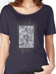 Window Frost Women's Relaxed Fit T-Shirt