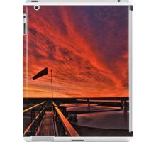 "Sunrise over the "" Bakken ""  iPad Case/Skin"