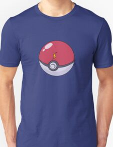 Pikachu's Pokeball T-Shirt