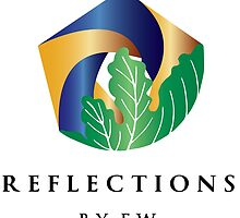 Reflections by FW Logo by ReflectionsbyFW