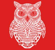 Zen Owl Baby Tee