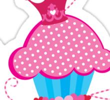 CUPCAKE :: whimsical Sticker