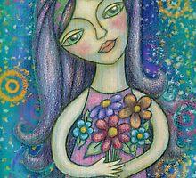 Flower Girl by Cherie Balowski