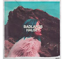 Halsey Badlands  Photographic Print