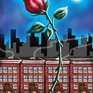"""A Rose In Spanish Harlem"" by Steve Farr"