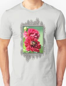 Dahlia named Caproz Jerry Garcia T-Shirt