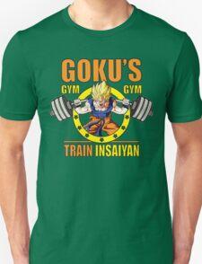 Goku's Gym - Train Insaiyan T-Shirt