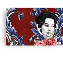 In The Mood for Love Canvas Print