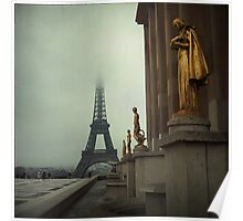 _ Eiffel Tower _ Poster