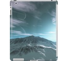 The Mountains of Sirius Beta iPad Case/Skin