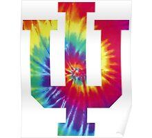 Tie Dye IU Poster