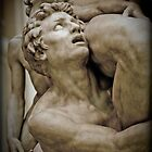Ugolino and His Sons #103 by Terry J Cyr
