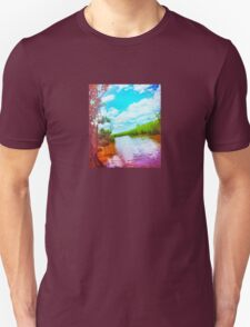 Colorful Everglades Unisex T-Shirt