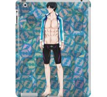 Free Iwatobi Swim Club Haruka Nanase iPad Case/Skin