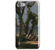 Trees at Tully Heads iPhone Case/Skin