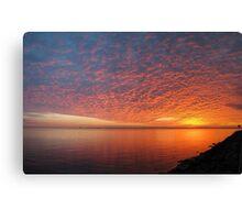Courtney Campbell Causeway Sunset Canvas Print