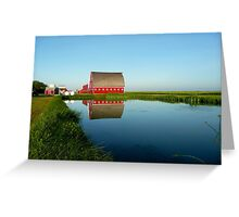 Reflections on the Pond!!! Greeting Card