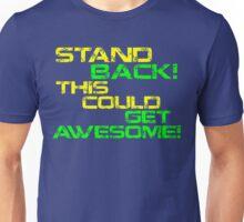 Teevolution :: Stand Back! Unisex T-Shirt